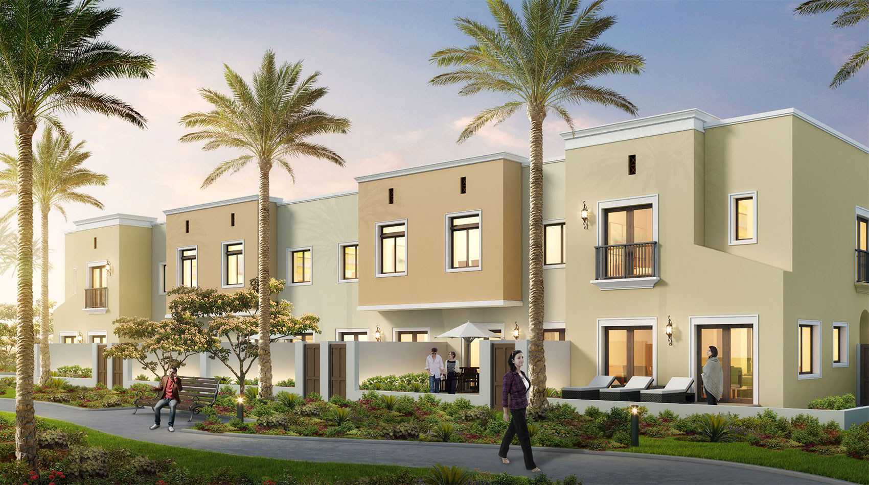 Villanova Amaranta Townhouses amenities